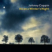 ALL ON A WINTER'S NIGHT CD Johnny Coppin